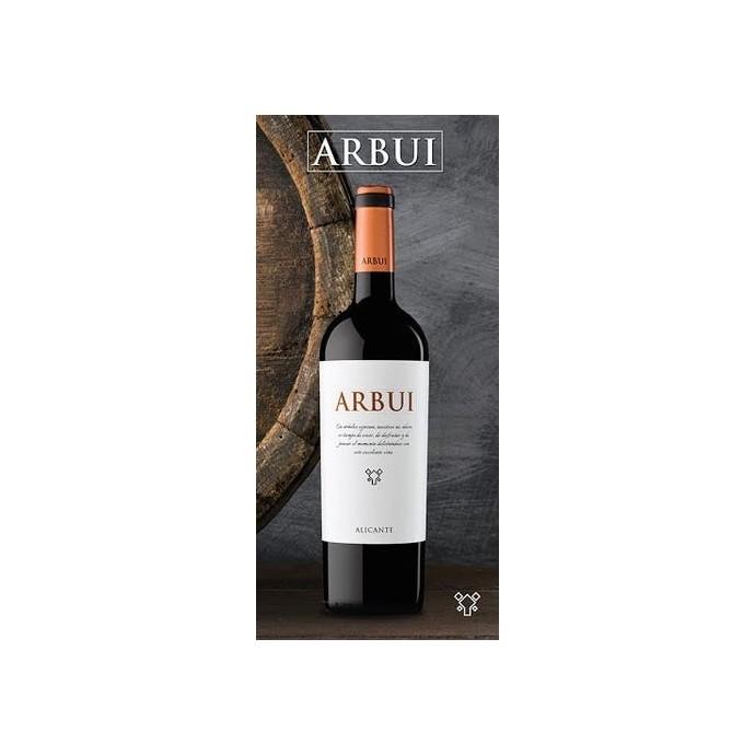 Arbui D.O. Alicante 100% Monastrell,...